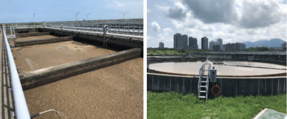 Upgradation of activated sludge